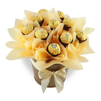 Mini Chocolate Bouquet Ferrero