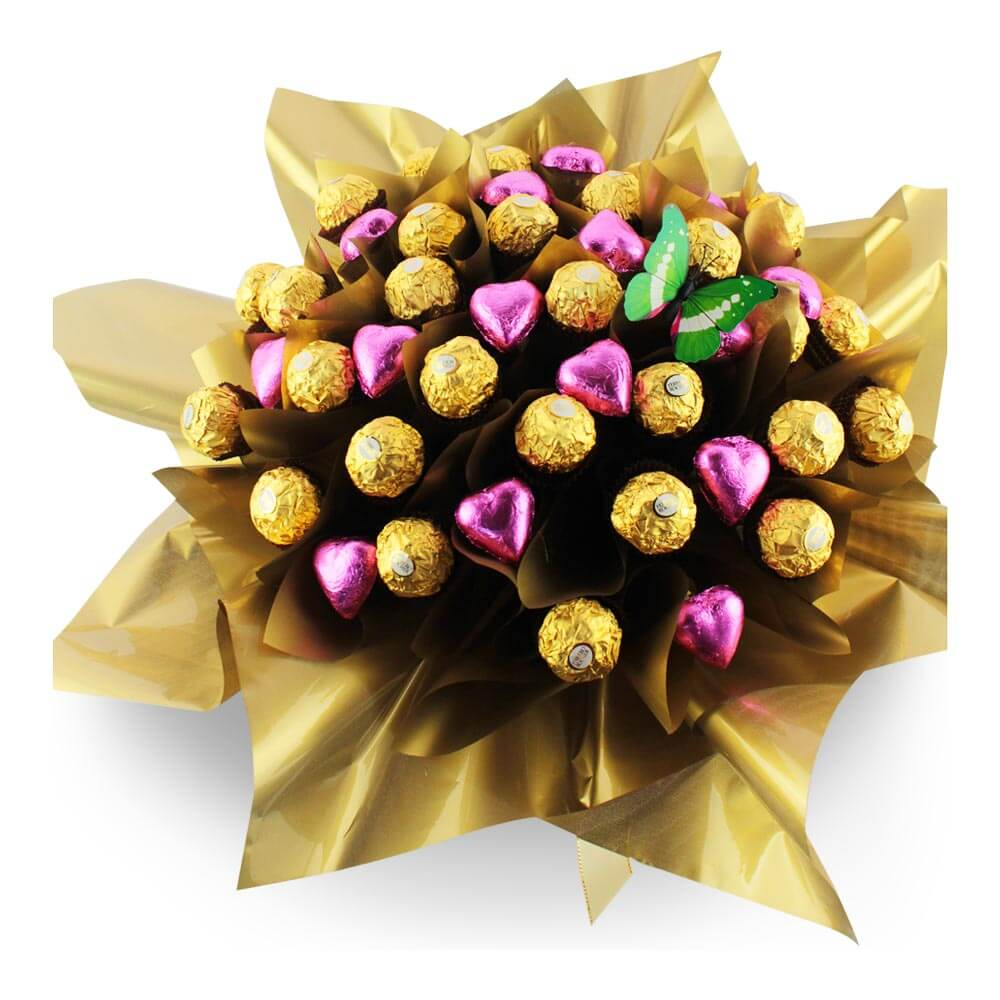 Ferrero Rocher Dream Hearts Pink