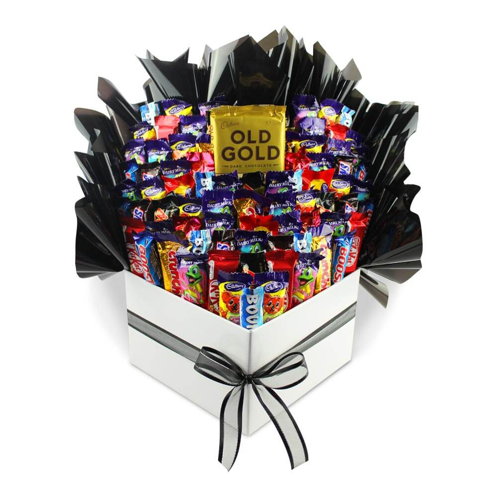 0b57553639b2 Gifts for Him Chocolate Bouquets - Delicious Buds Chocolate