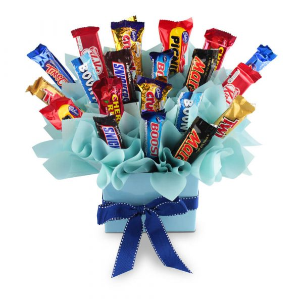 Mini Chocaholic blue