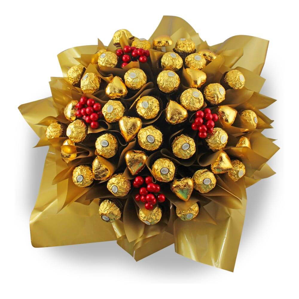 Ferrero Rocher Dream Hearts Gold