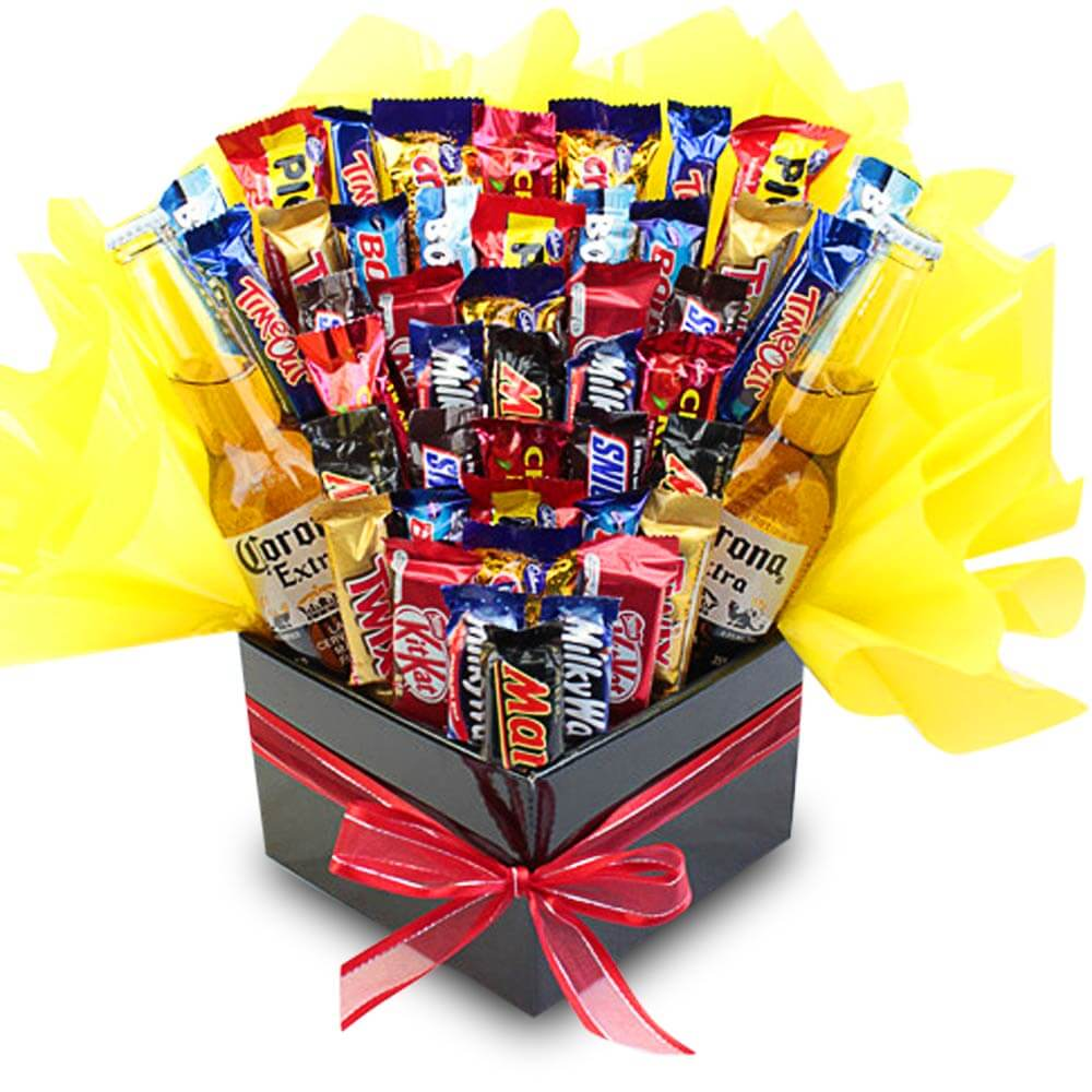 Beer and Cheer Cadbury Chocaholic – Delivery Sydney