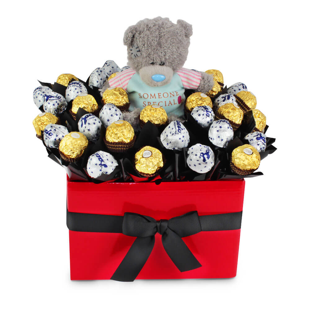 Baci Love and Ferrero Box 2