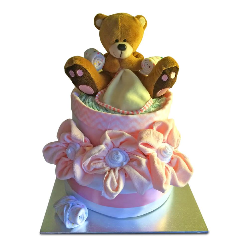 Nappy Cake Bianca