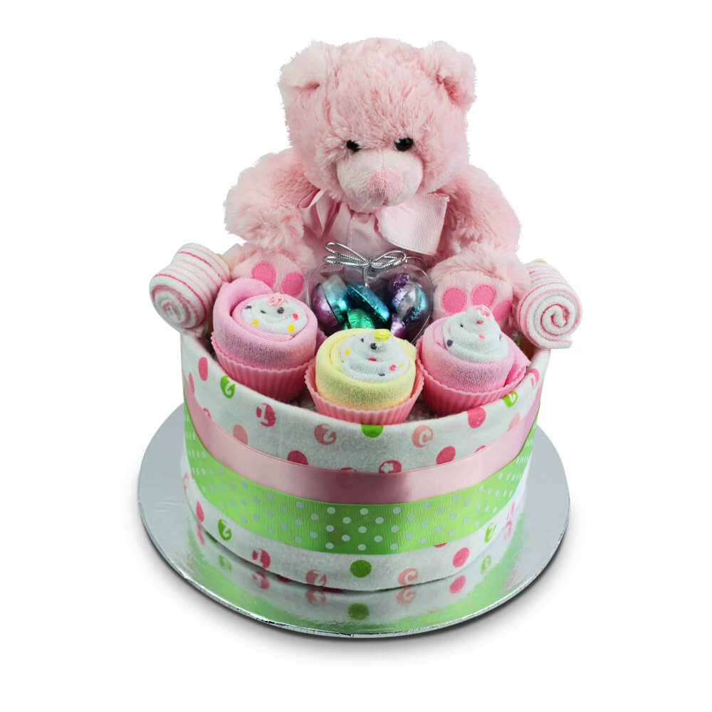 Nappy Cake Daisy