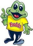 Mixed Freddo Frogs