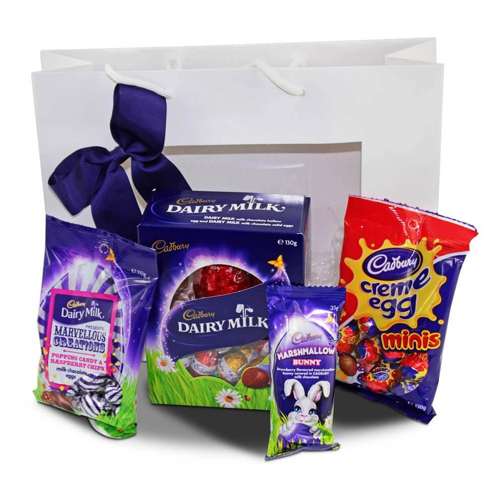 Easter Eggs Gift Bag