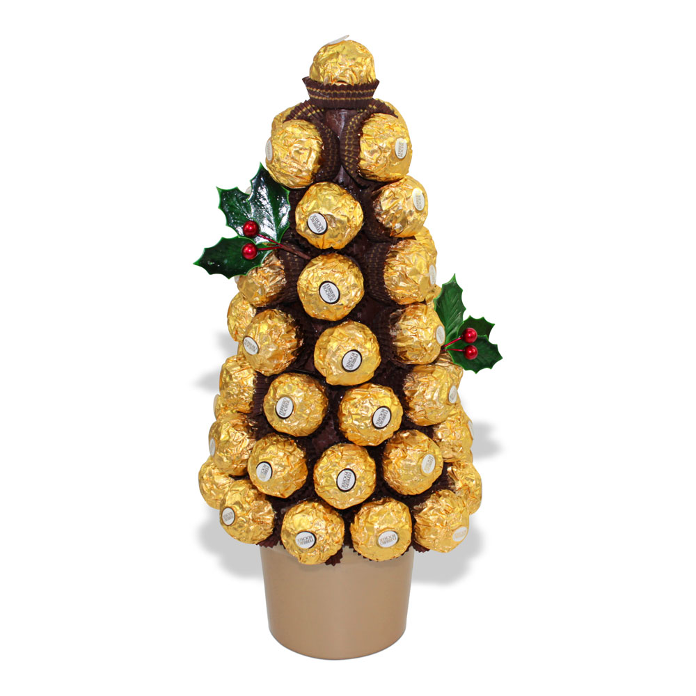 Ferrero Rocher Christmas tree 52