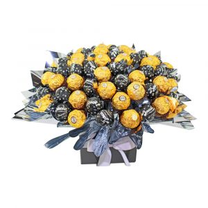 Baci® Perugina® Extra Dark 70% and Ferrero Chocolate Gift Box