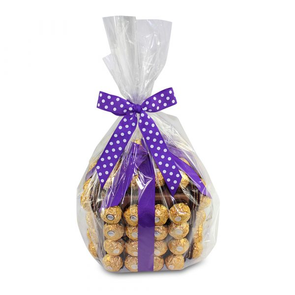 Ferrero Rocher Present wrapped