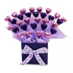 Hearts Delight Chocolate Bouquet