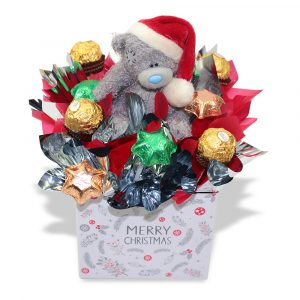 Ferrero, Stars and Santa Teddy Gift Box 2