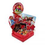 Buzz, Woody and Chupa Chup Box